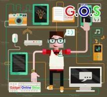 Gadget Online Shop_G.O.S