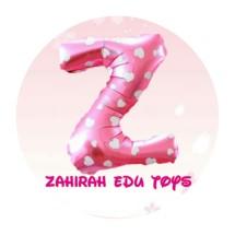 zahirah edu toys
