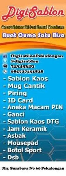 DigiSablon