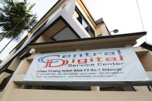 Central Digital Kamera