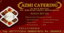 AZMI CATERING