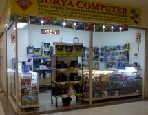 surya komputer