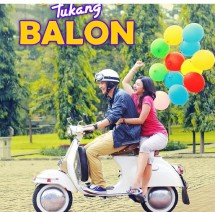 tukang balon