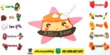 SILKY STAR PUDDING