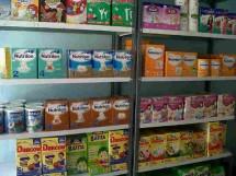 """""""qisya"""" Milk Shop"""
