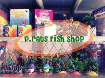 p.rats Fish Shop