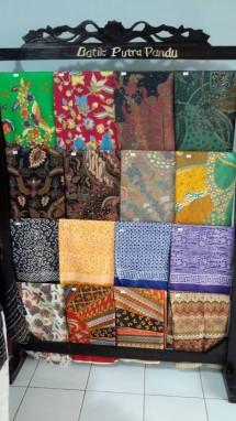 Batik Putra Pandu