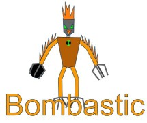 Mr. Bombastic