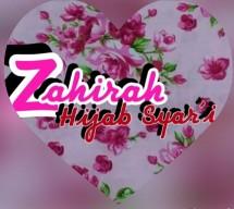 Zahirah Hijab Syar'i