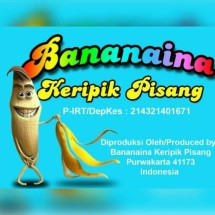 Bananaina Keripik Pisang