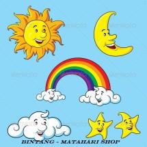 Bintang - Matahari Shop