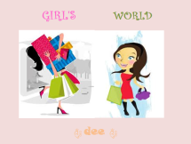 Girl's World Shop
