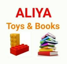 Aliya Toys and Books
