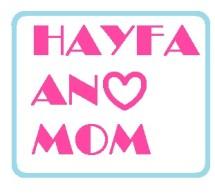 Hayfa and Mom
