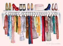 Carol's Wardrobe