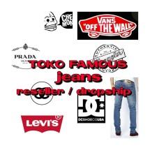 famous jeans !