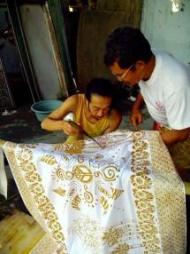 Butik Batik Bali