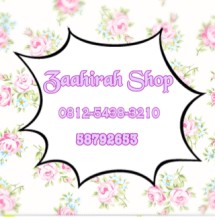 ZaahirahShop