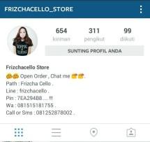 Frischa Shop