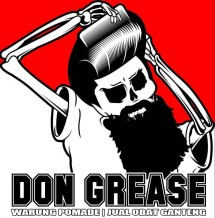 Don Grease Warung Pomade