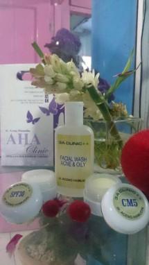 Aha skin clinic dr aceng