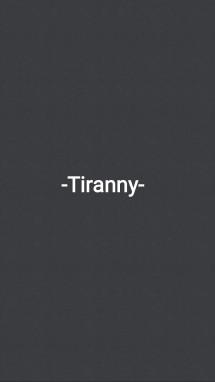 Tiranny