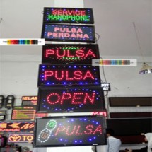 Led Sign Medan