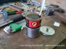 Pedaling Hard
