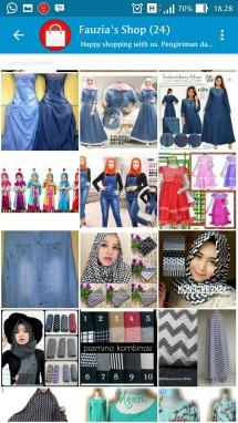 Fauzia'Shop