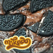 Mikado Brownies