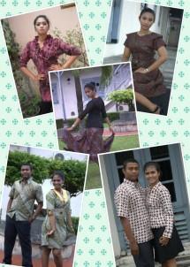 Batik jempol