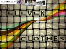 eleven clothes