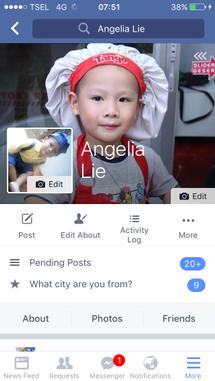 Angelia lie shop