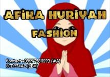 Afika Huriyah