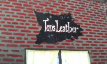 tons leather