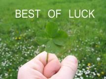 Best Luck