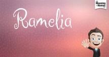 Ramelia's Shop