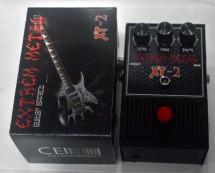 efek gitar extrem metal