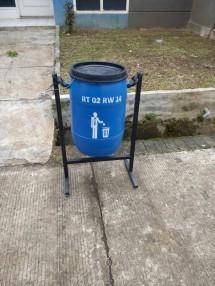 tempat sampah perumahan