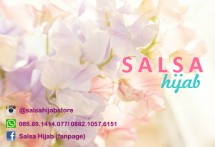 Salsa Hijab