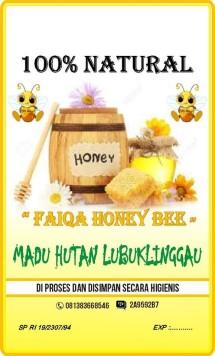 FAIQA HONEY BEE