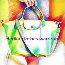 Herika clothes wardrobe