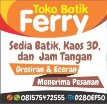 Toko Batik Ferry