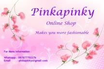 PinkaPinky Shop