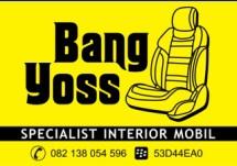 Bang Yosh Seat Leather