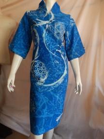 Dress Batik Tulis