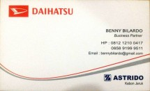 Astrido Daihatsu (benny)