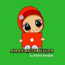 Amaranth Hijab