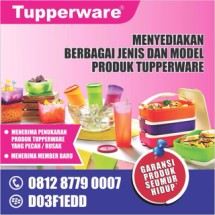 Mommy's Tupperware
