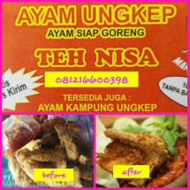 ayam ungkep teh nisa Sby